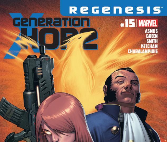 Generation Hope (2010) #15