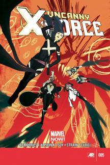 Uncanny X-Force (2013) #5