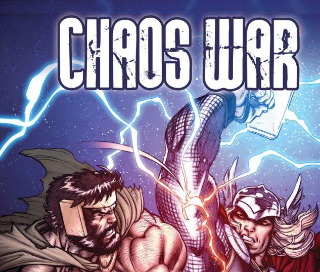 Chaos War TPB