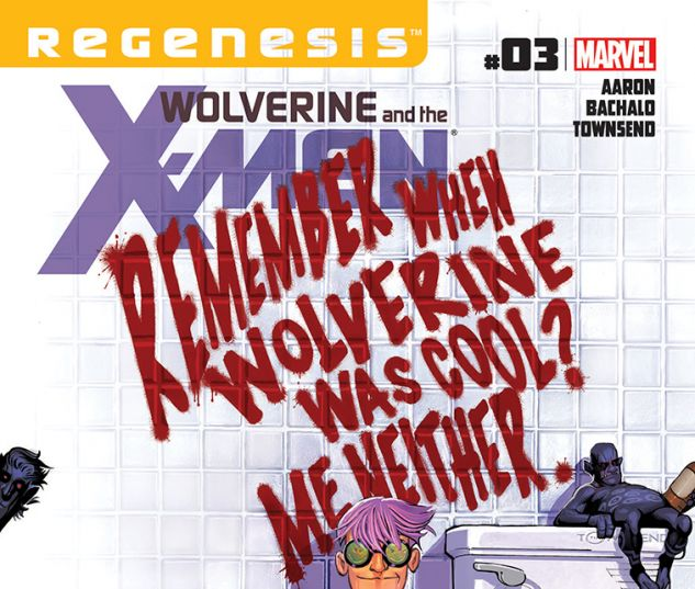 Wolverine & the X-Men (2011) #3