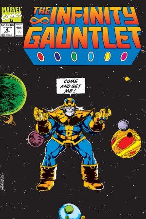 Infinity Gauntlet (1991) #4