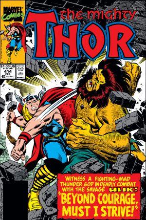 Thor (1966) #414