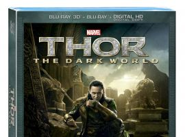 Target-exclusive Loki O-Sleeve for Marvel's Thor: The Dark World on 3D Blu-ray Combo Pack