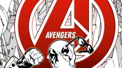 Marvel AR: Pool-O-Vision
