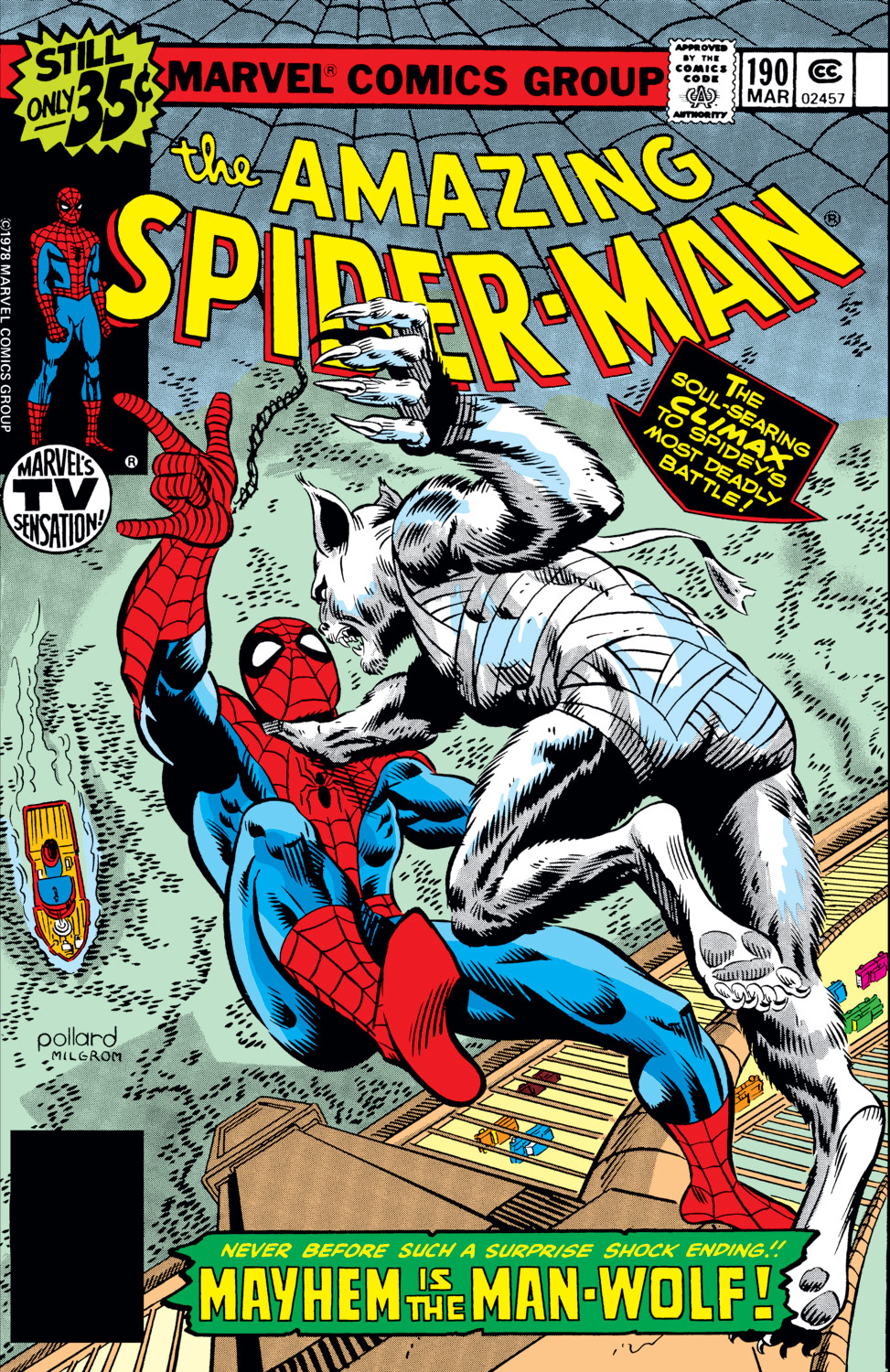 The Amazing Spider-Man (1963) #190