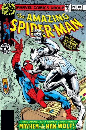 The Amazing Spider-Man #190