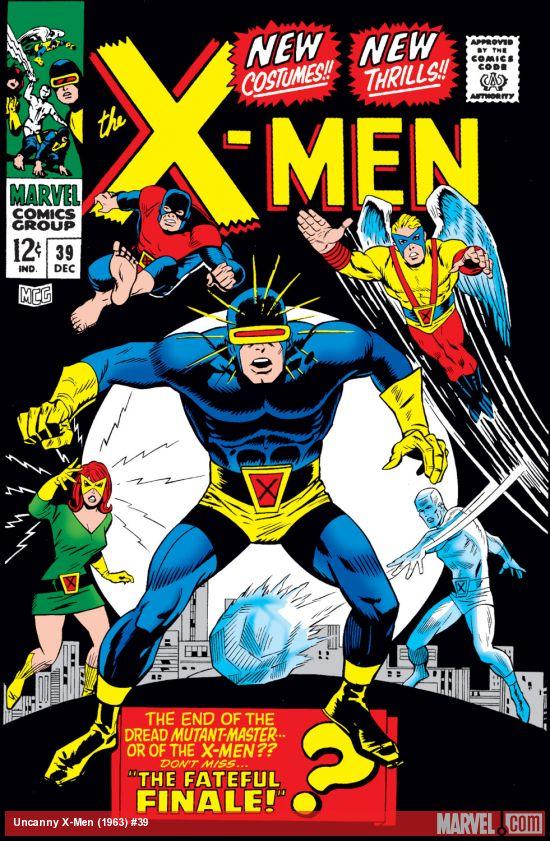 Uncanny X-Men (1963) #39