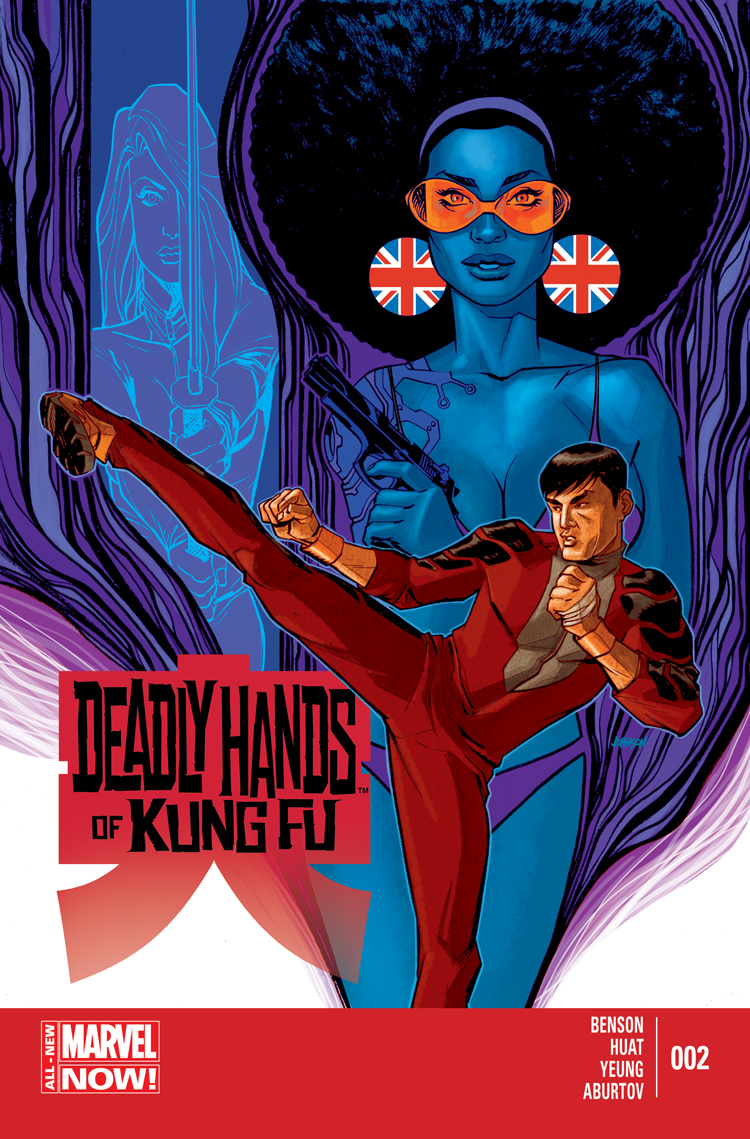Deadly Hands of Kung Fu (2014) #2