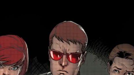 Marvel AR: GOTG #12 Cover Recap