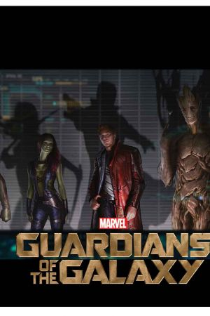 Marvel's Guardians of the Galaxy: The Art of the Movie (Hardcover)