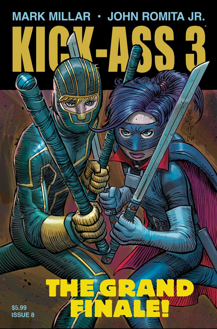 Kick-Ass 3 (2013) #8