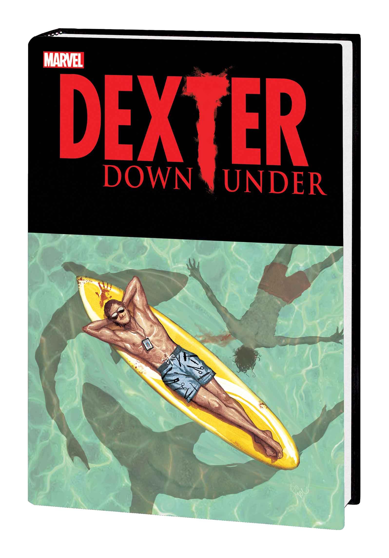 Dexter Down Under (Hardcover)