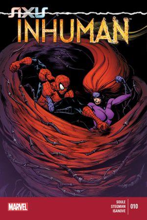 Inhuman (2014) #10
