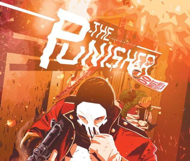 THE PUNISHER 14 (WITH DIGITAL CODE)
