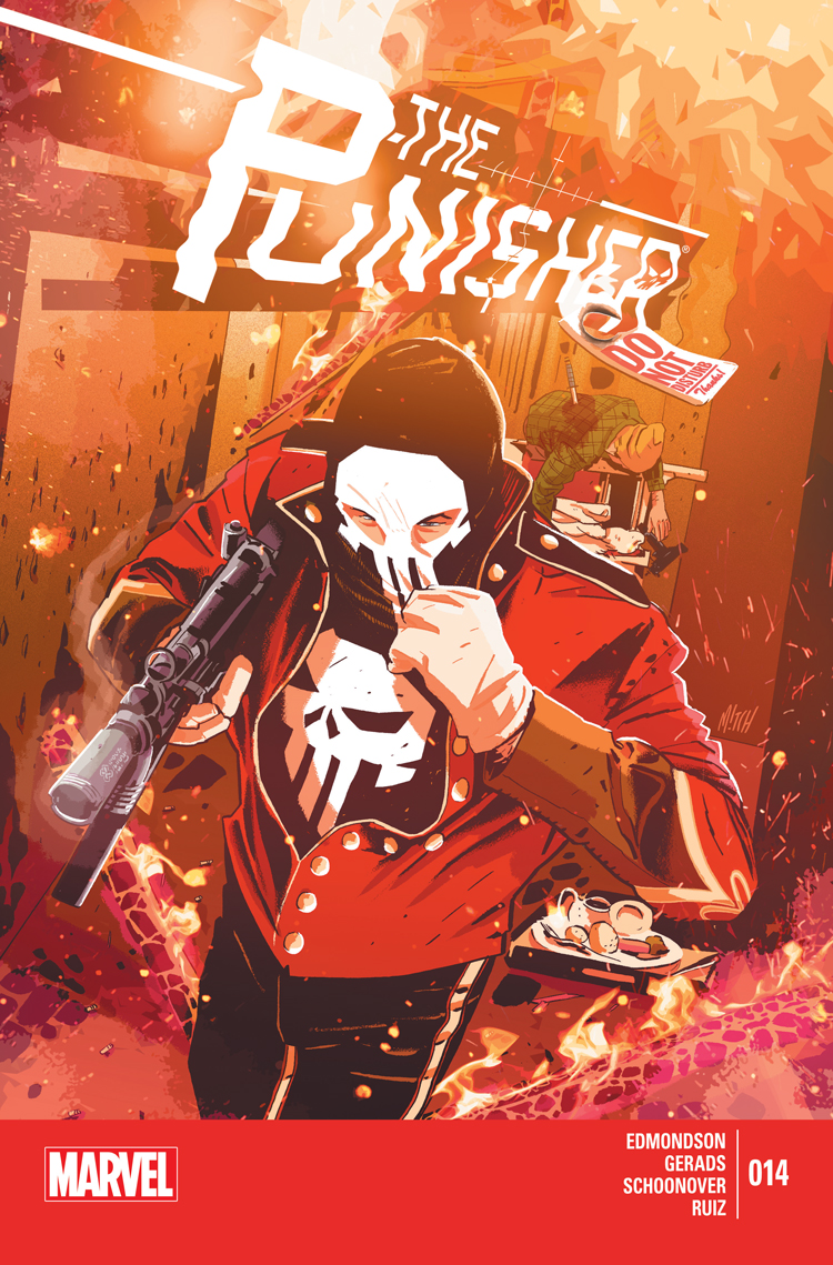 The Punisher (2014) #14