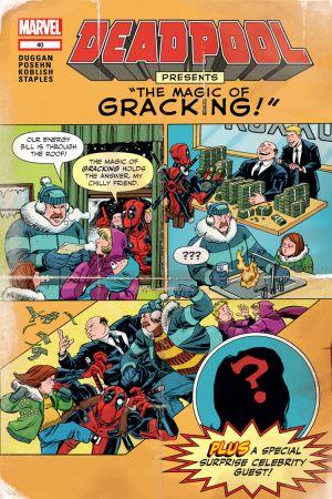 Deadpool (2012) #40