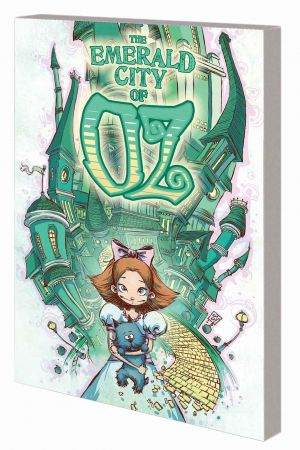 The Emerald City of Oz (Trade Paperback)
