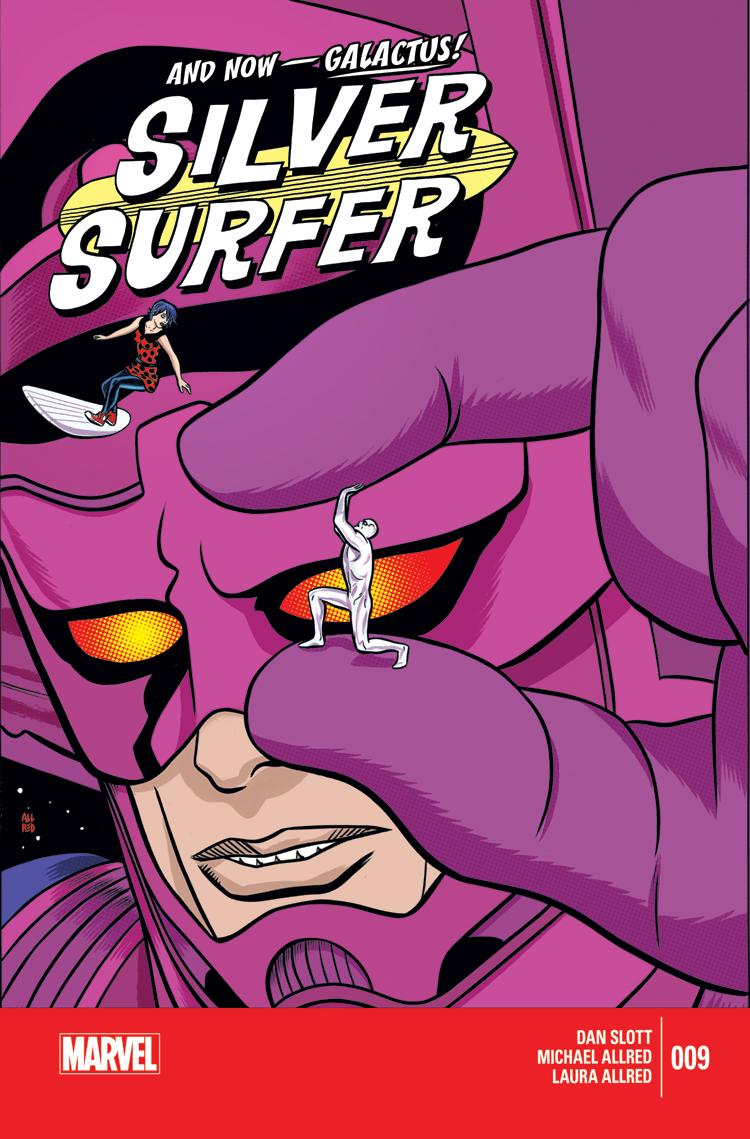 Silver Surfer (2014) #9