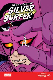 Silver Surfer (2014) #9
