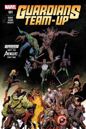 Guardians Team-Up (2015) #1