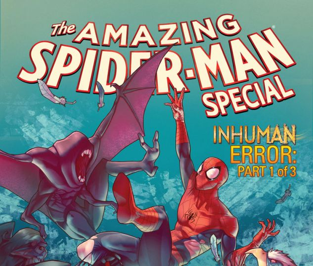 AMAZING SPIDER-MAN SPECIAL 1 (WITH DIGITAL CODE)