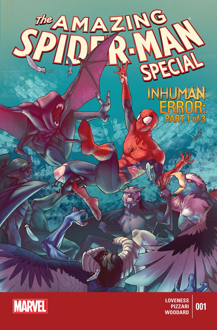 Amazing Spider-Man Special (2015) #1
