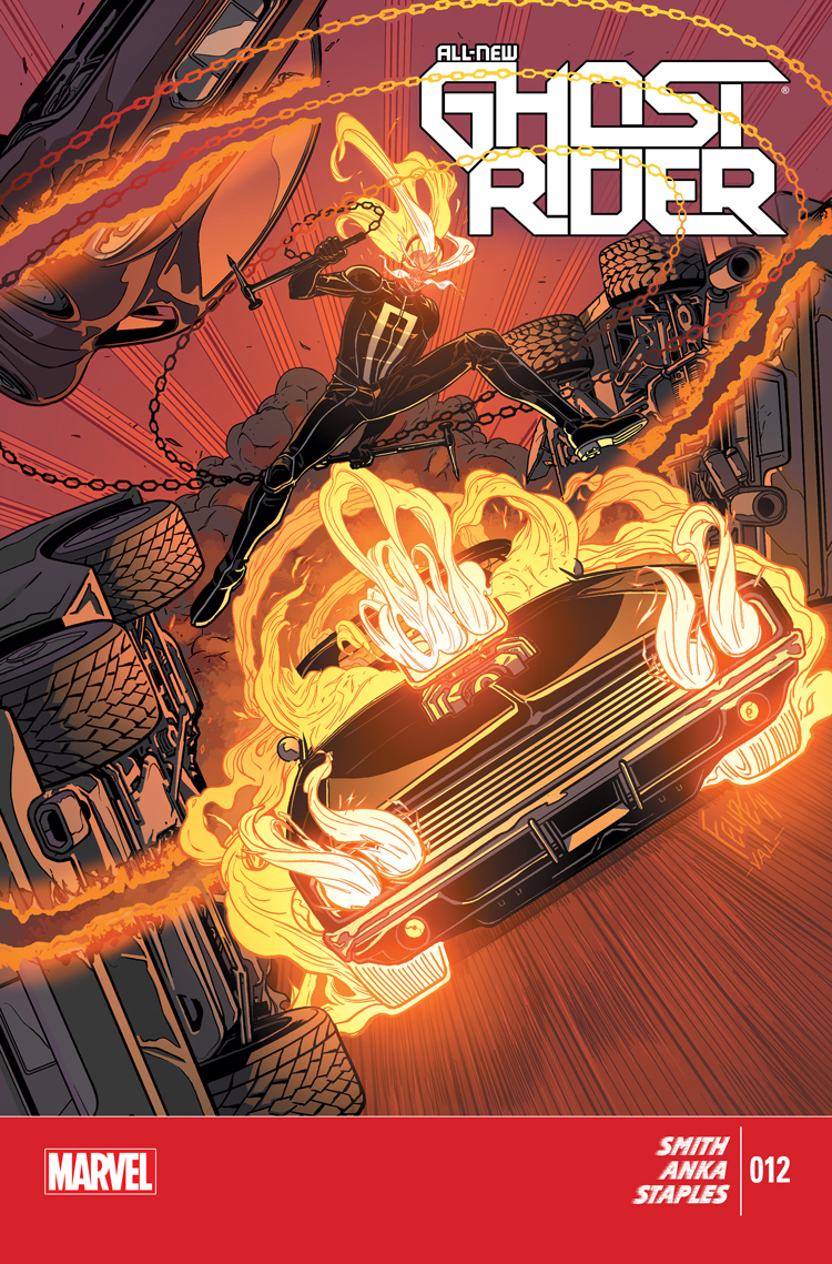 All-New Ghost Rider (2014) #12