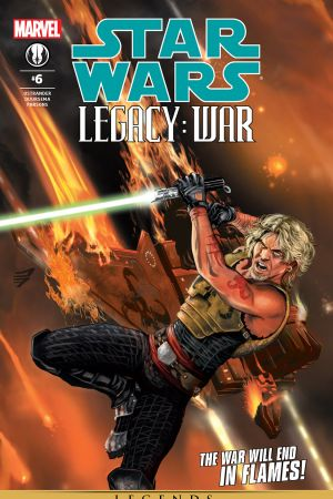 Star Wars: Legacy - War (2010) #6