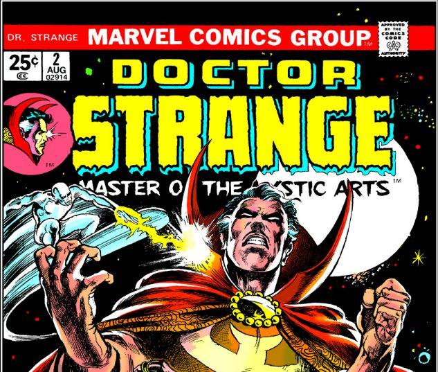 Dr. Strange (1974) #2