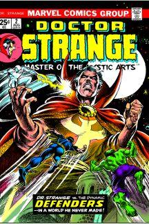 Doctor Strange (1974) #2