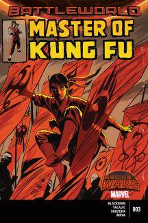 Master of Kung Fu #3