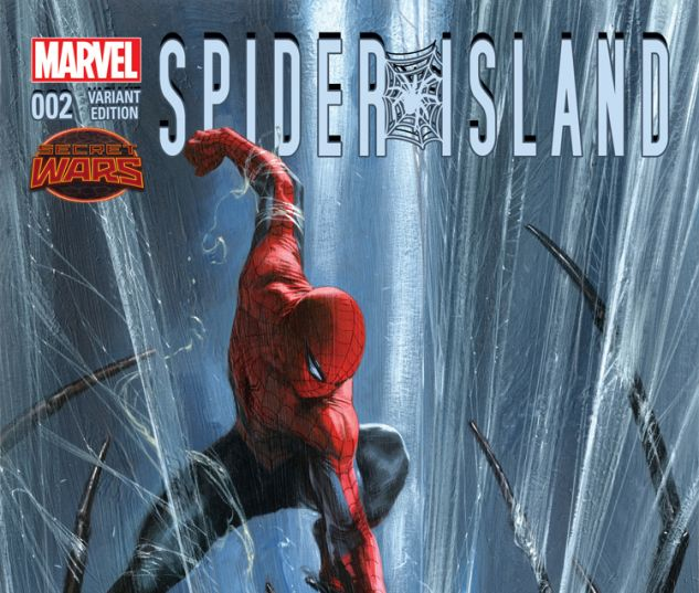 SPIDER-ISLAND 2 DELL'OTTO VARIANT (SW, WITH DIGITAL CODE)