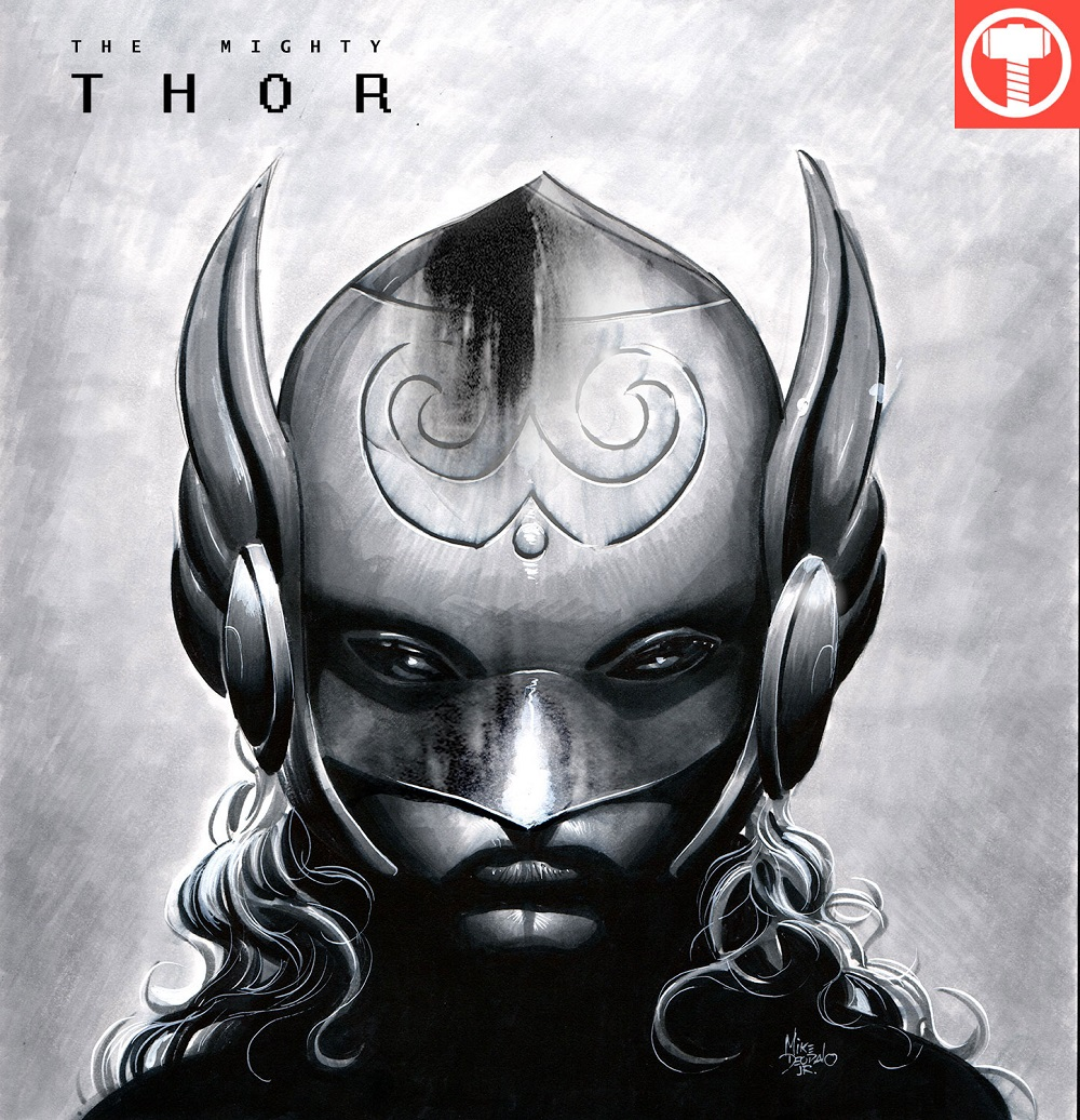 Mighty Thor (2015) #1 (Deodato Hip-Hop Variant)