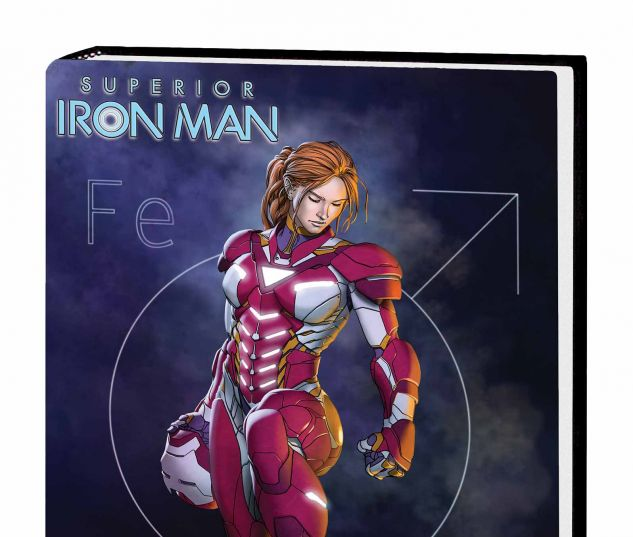 SUPERIOR IRON MAN VOL. 2: STARK CONTRAST PREMIERE HC (WITH DIGITAL CODE)