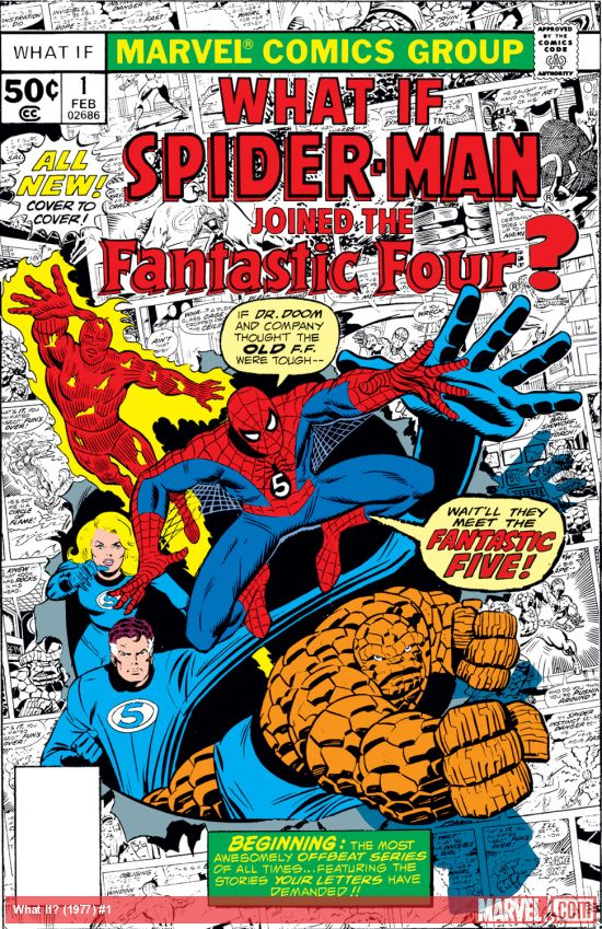 What If? (1977) #1