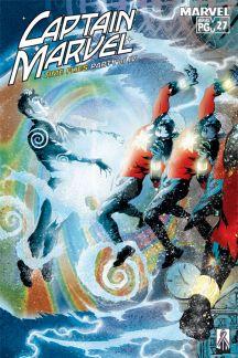 Captain Marvel (2000) #27