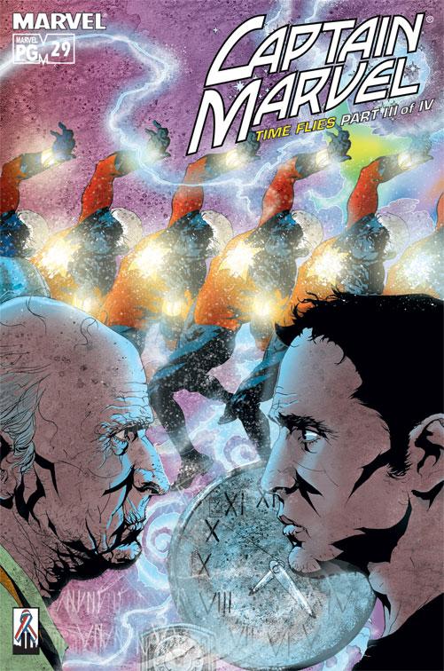 Captain Marvel (2000) #29