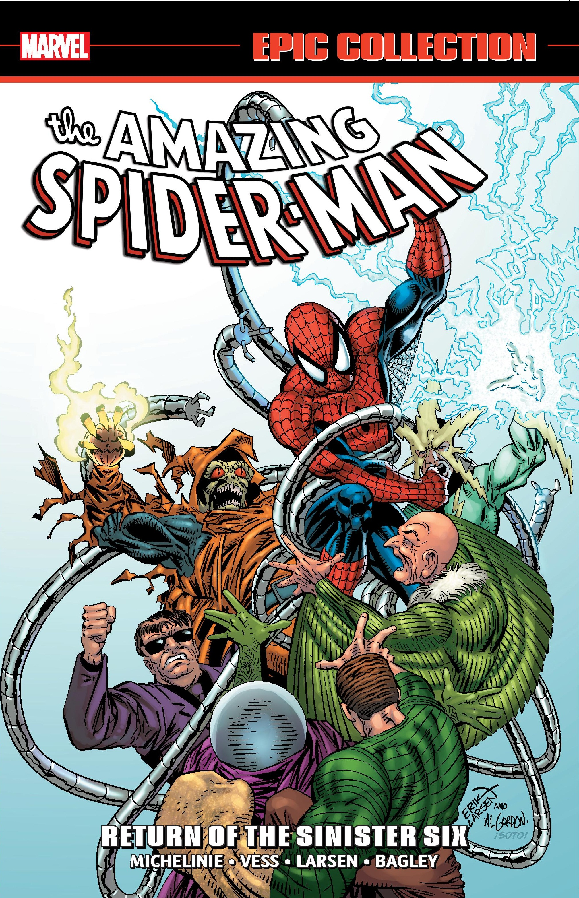 AMAZING SPIDER-MAN EPIC COLLECTION: RETURN OF THE SINISTER SIX TPB (Trade Paperback)
