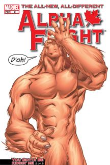 Alpha Flight (2004) #2