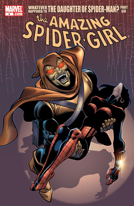 Amazing Spider-Girl (2006) #6