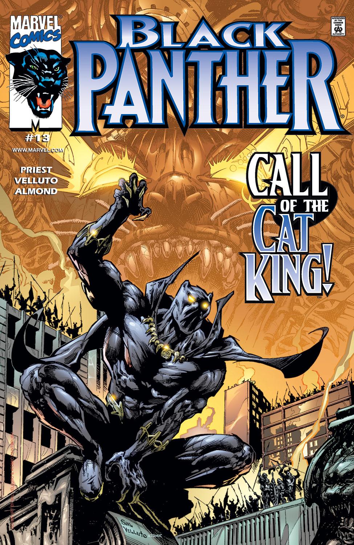 Black Panther (1998) #13