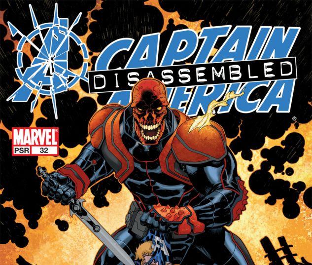 Captain America (2002) #32