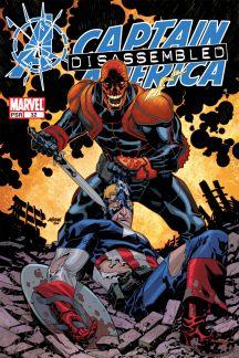 Captain America #32