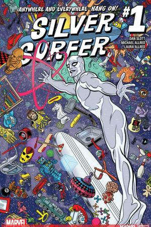 Silver Surfer (2016 - 2017)