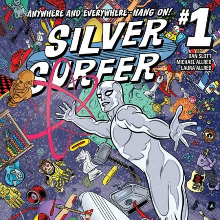 Silver Surfer (2016)