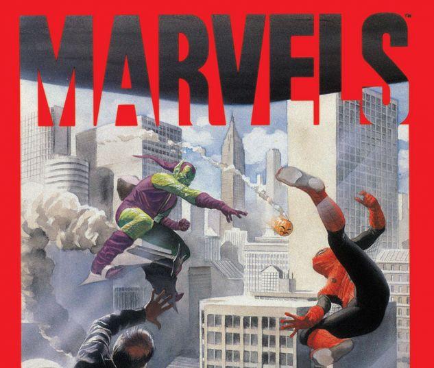 Marvels (1994) #0