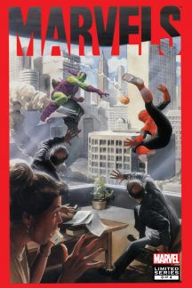 Marvels 10th Anniversary (Hardcover)