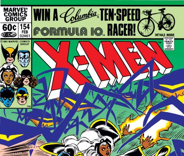 Uncanny X-Men (1963) #154