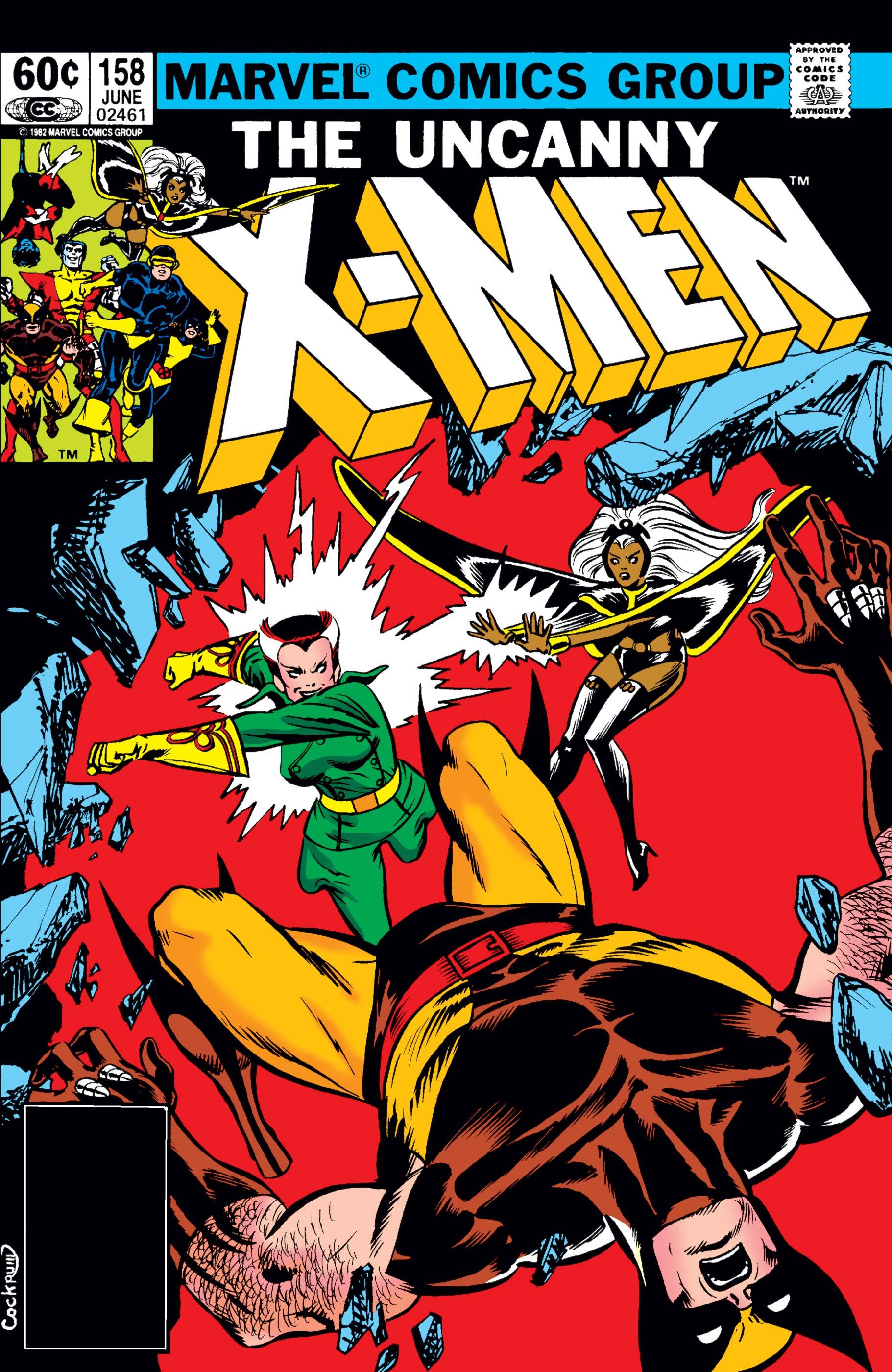 Uncanny X-Men (1963) #158
