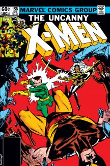 Uncanny X-Men  #158